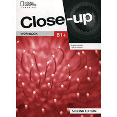 Рабочая тетрадь Close-Up 2nd Edition B1+ Workbook