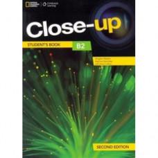 Учебник английского языка Close-Up 2nd Edition B2 Student's Book with Online Student Zone