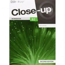 Рабочая тетрадь Close-Up 2nd Edition B2 Workbook