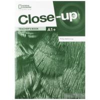 Книга для учителя Close-Up 2nd Edition A1+ Teacher's Book with Online Teacher Zone