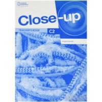 Книга для учителя Close-Up 2nd Edition C2 Teacher's Book with Online Teacher Zone