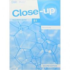 Книга для учителя Close-Up 2nd Edition B1 Teacher's Book with Online Teacher Zone