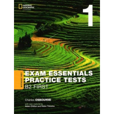 Exam Essentials Practice Tests B2 First Test 1 With key