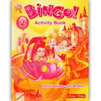 Рабочая тетрадь Bingo 2  Activiti book