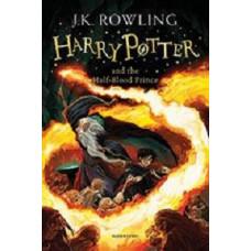 Harry Potter 6 Half Blood Prince Rejacket  [Paperback]