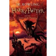 Harry Potter 5 Order of the Phoenix  Rejacket  [Paperback]
