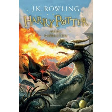 Harry Potter 4  Goblet of Fire Rejacket   [Paperback]