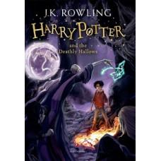 Harry Potter 7 Deathly Hallows Rejacket [Paperback]