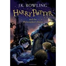 Harry Potter 1 Philosopher's Stone Rejacket  [Paperback]