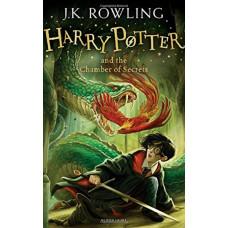 Harry Potter 2 Chamber of Secrets  Rejacket [Paperback]