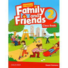 Учебник Family and Friends (Second Edition) 2 Class Book