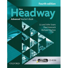 Книга для учителя New Headway (4th Edition) Advanced Teacher's Book