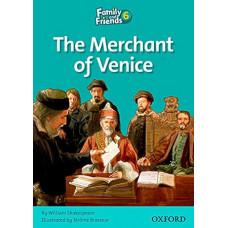 Книга для чтения Family and Friends 6  The Merchant of Venice