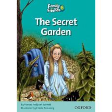 Книга для чтения Family and Friends 6  The Secret Garden