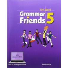 Грамматика английского языка Grammar Friends 5 Student's Book