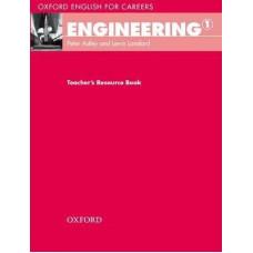 Книга для учителя  Engineering 1 Teacher's Resource Book