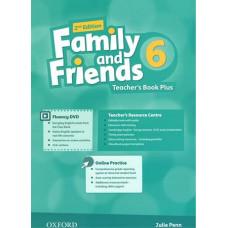 Книга для учителя Family and Friends (Second Edition) 6 Teacher's Book
