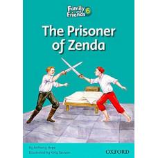 Книга для чтения Family and Friends 6 Prisoner of Zenda