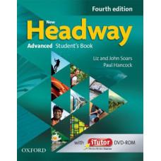 Учебник  New Headway (4th Edition) Advanced Student's Book