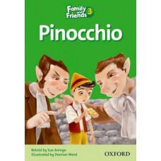 Книга для чтения Family and Friends 3   Pinocchio