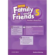 Книга для учителя Family and Friends (Second Edition) 5 Teacher's Book
