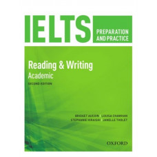 Учебник английского языка IELTS Preparation and Practice Reading & Writing Academic Training Students Book