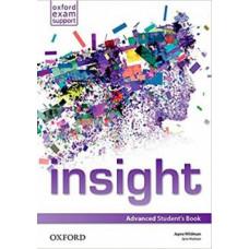 Учебник английского языка Insight Advanced Student's Book