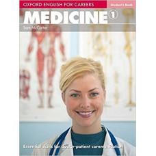 Учебник Medicine 1 Student's Book