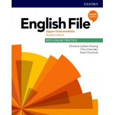 Учебник English File 4th Edition Upper-Intermediate Student's Book