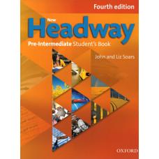 Учебник New Headway (4th Edition) Pre-Intermediate Student's Book