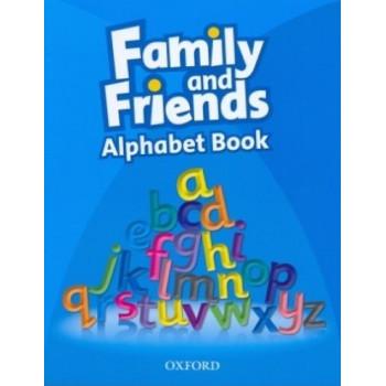 Прописи Family and Friends Alphabet Book