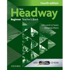 Книга для учителя New Headway (4th Edition) Beginner Teacher's Book