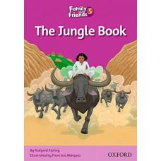 Книга для чтения Family and Friends 5 The Jungle Book