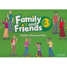 Набор для учителя Family and Friends (Second Edition) 3 Teacher's Resource Pack