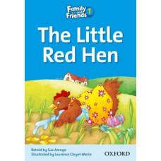 Книга для чтения Family and Friends 1 Reader  The Little Red Hen