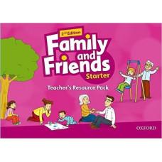 Набор для учителя Family and Friends (Second Edition) Starter Teacher's Resource Pack