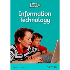 Книга для чтения Family and Friends 6 Information Technology