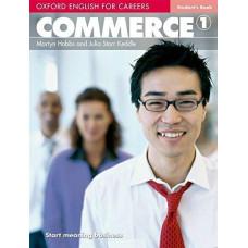 Учебник Commerce 1 Student's Book