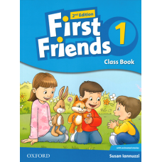 Учебник First Friends Second Edition 1 Class book