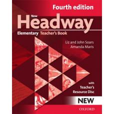 Книга для учителя New Headway (4th Edition) Elementary Teacher's Book