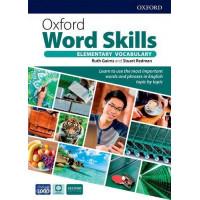 Учебник Oxford Word Skills Second Edition Elementary Vocabulary Student's Pack