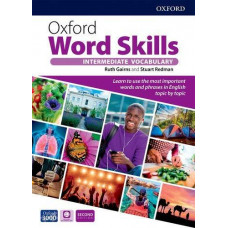 Учебник Oxford Word Skills Second Edition Intermediate Vocabulary Student's Pack