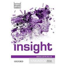 Рабочая тетрадь Insight  Advanced Workbook