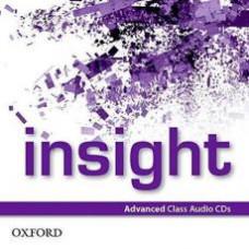 Диски Insight  Advanced Class Audio CDs (3)