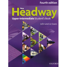 Учебник New Headway (4th Edition) Upper-Intermediate Student's Book