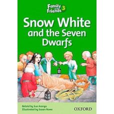 Книга для чтения Family and Friends 3  Snow White