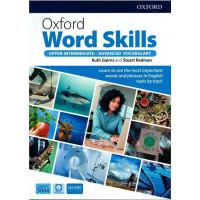 Учебник Oxford Word Skills Second Edition Upper-Intermediate -Advanced Vocabulary Student's Pack
