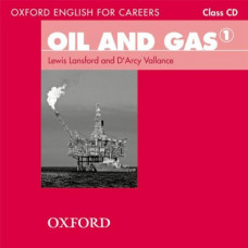 Диск Oil and Gas 1 Class CD