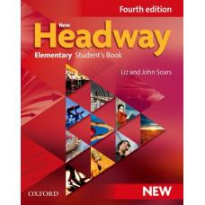 Учебник New Headway (4th Edition) Elementary Student's Book