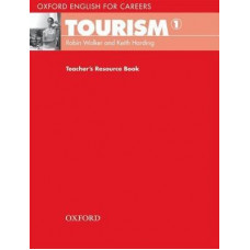 Книга для учителя Tourism 1 Teacher's Resource Book